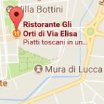 gli Orti di via Eliza a Lucca