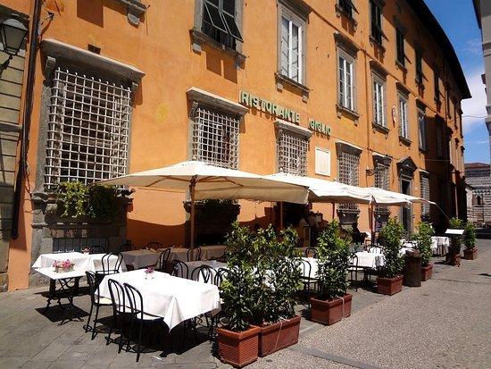 Giglio ristorante senza glutine Lucca