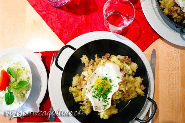 Innsbruck Fischerhaeusl Restaurant