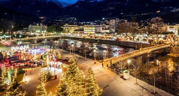 Christmas Market of Merano