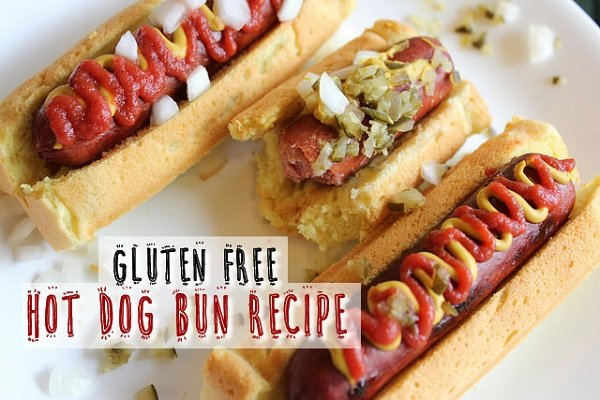 Gluten-free Hot Dog Bun