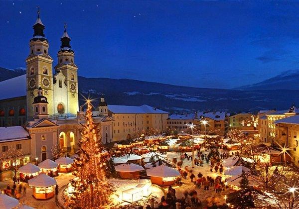 Christmas Market of Bressanone