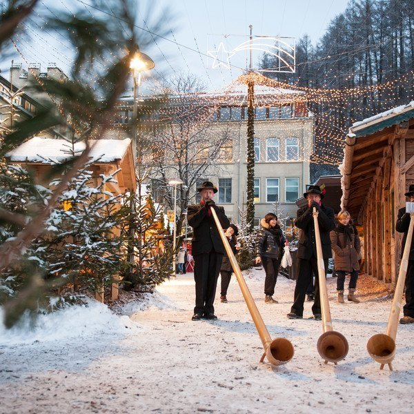 Christmas Market of Brunico - Gluten-free options at the Christmas Markets 2018