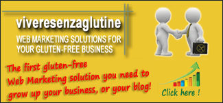 Web Marketing solutions for your gluten-free business