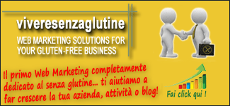 Web Marketing specializzato sul senza glutine
