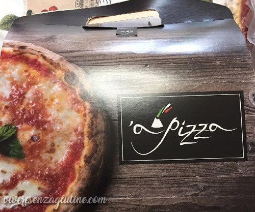 'A Pizza - Packaging
