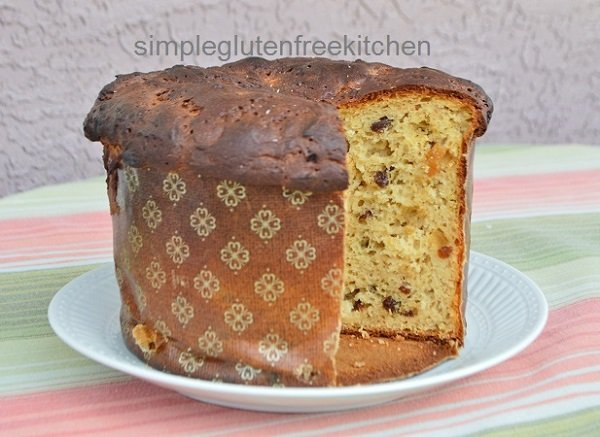 Your Very Own Gluten Free Panettone