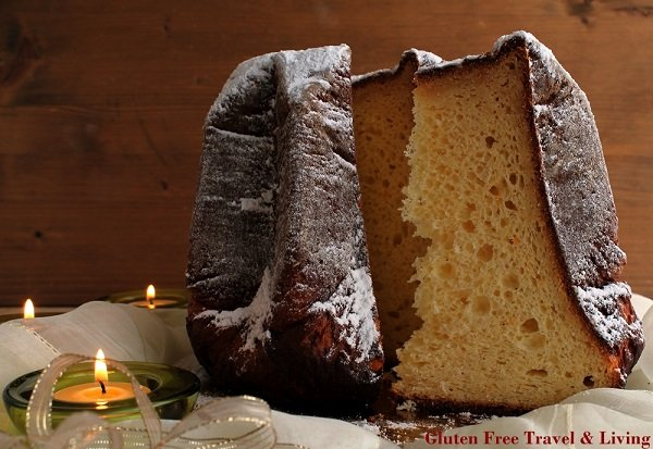 Pandoro senza glutine con video-tutorial