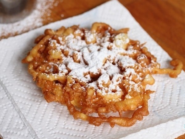 Gluten free Funnel Cakes