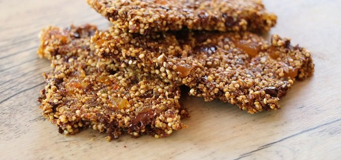 granola senza glutine