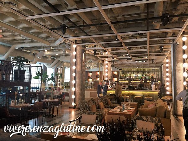 La Perrachica restaurant with gluten-free options in Madrid