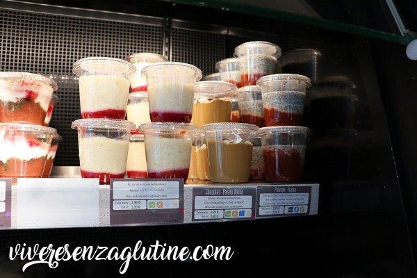Exki con opzioni senza glutine