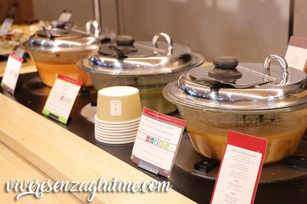 Exki with gluten-free options