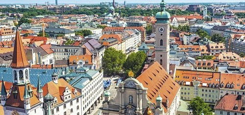 hotels with gluten-free breakfast in Munich