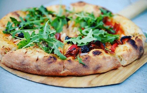 Mastino V - gluten-free pizza in Amsterdam