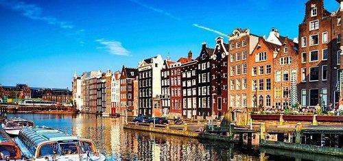 Gluten-free restaurant in Amsterdam