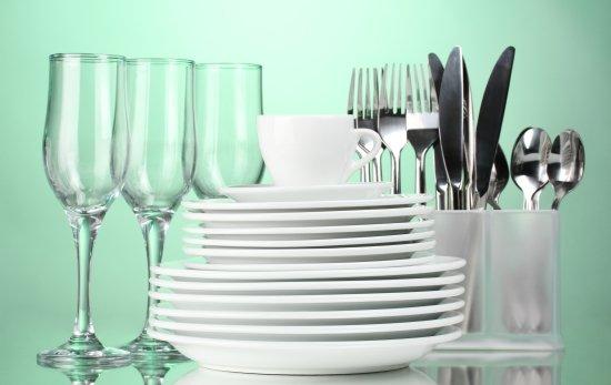 quesiti sulla dieta senza glutine: stoviglie