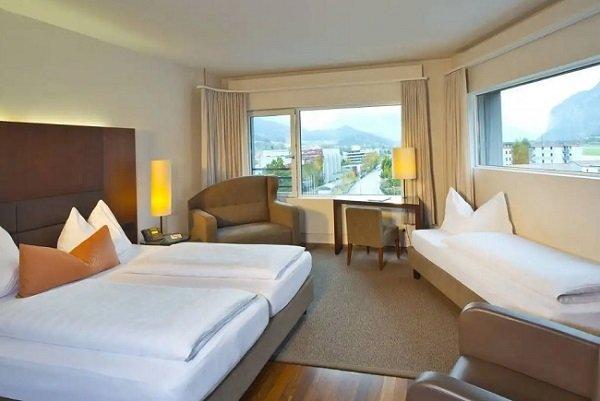 Penz Hotel West hotel with gluten-free breakfast