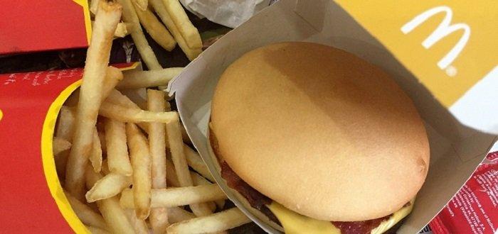 McDonald's senza glutine