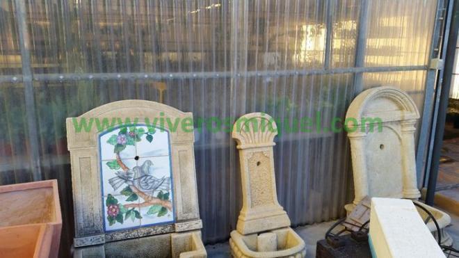 Centros Y Fuentes Viveros Miquel - Fuentes-exterior