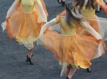Nas igrejas, dançar pode ser adoração.