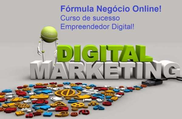 Curso formula Negócio online