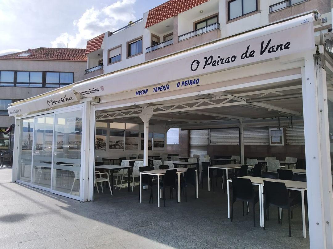 O Peirao de Vane (Praza José Mogimes, 9 - Nigrán)