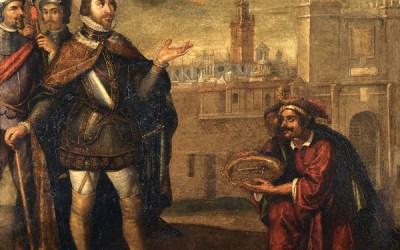 Fernando III, yo por la Giralda ma-to