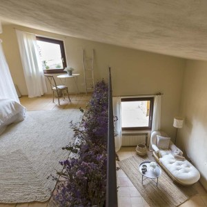 dormitorio femenino masia palafrugell