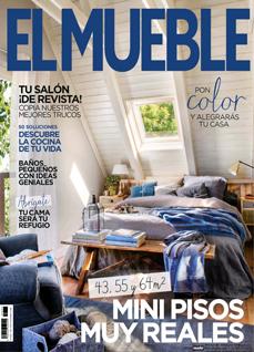 magazine interiorismo El Mueble portada n.653