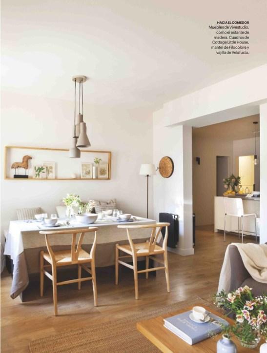 Comedor-muebles de Vivestudio Interiorismo