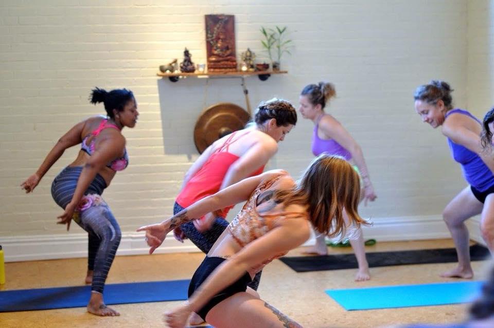 Buti Yoga Workshop