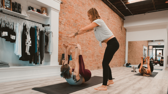 Why You Should Practice Yoga in a Studio
