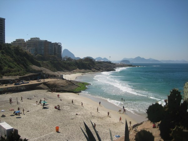 View from Ipanema