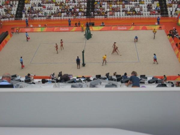 Beach volley 2