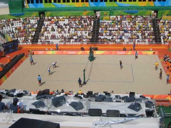 Beach volley 5