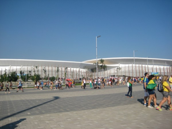 the Olympic Park 11