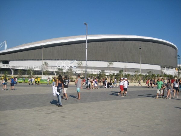 the Olympic Park 12