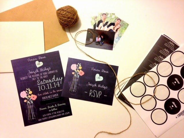 Wedding Wednesday | Invitations