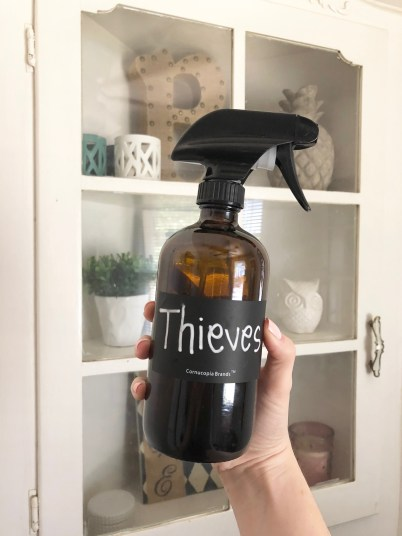 young living thieves cleaner