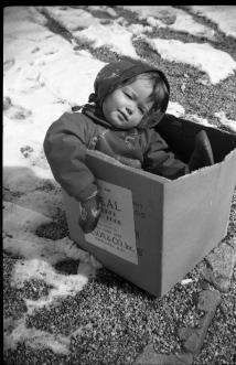 mid - Brookville, Long Island, 1952