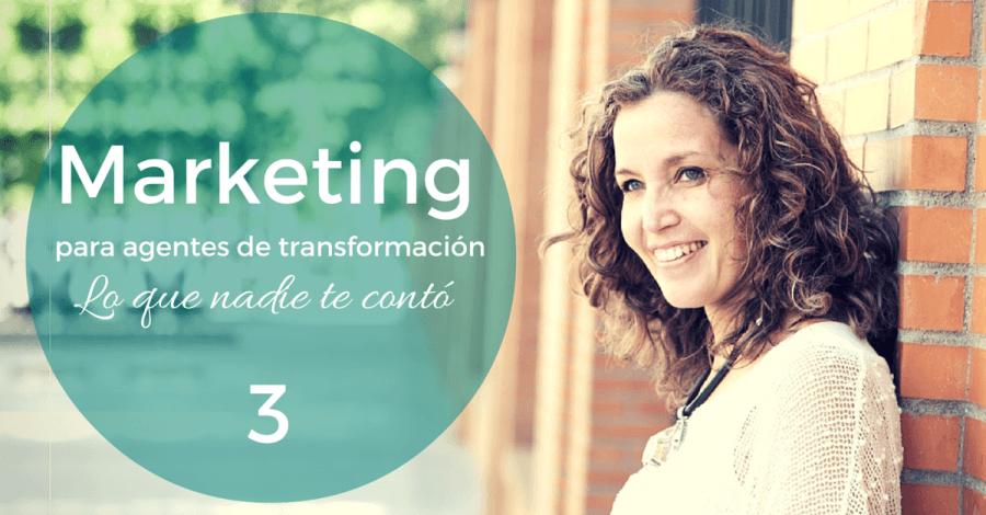 Marketing y agentes de transformación | Vivian Watson