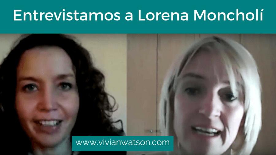 De cómo una abogada decidió dar el salto a la red para cambiar el mundo: entrevistamos a Lorena Moncholí