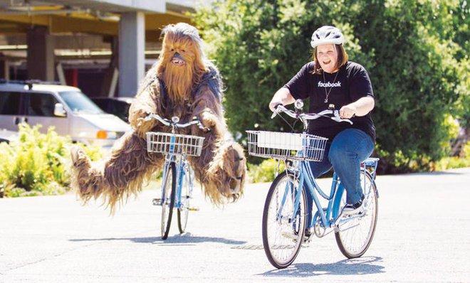 """4 cosas sobre emprender online que puedes aprender de la """"Chewbacca Mom"""""""