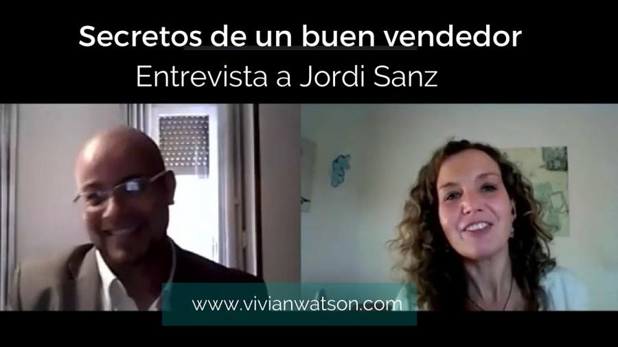 Entrevistas a la tribu I: Jordi Sanz, secretos de un buen vendedor