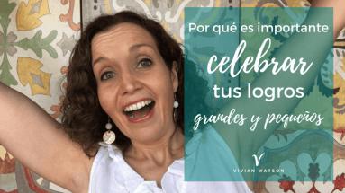 Por qué es importante celebrar tus logros