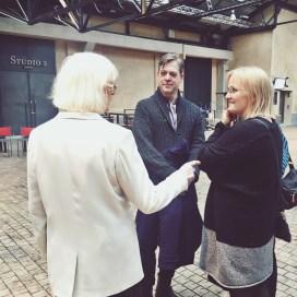 Bisse Ulfsson, Riko Eklundh och Marina Meinander delar sina Vivica-minnen.