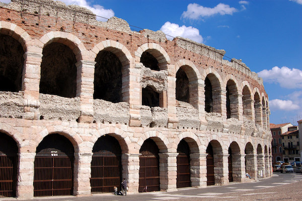 Tra Lirica e Storia: l'Arena di Verona