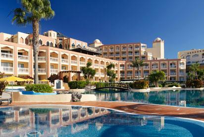 Al mare in autunno. Fuerteventura in un H10 hotel