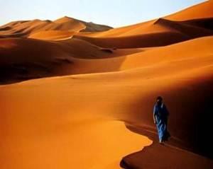 Un concerto di musica jazz e classica nel deserto del Sahara